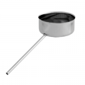 Odskraplacz kwasoodporny SPIROFLEX Ø 150mm