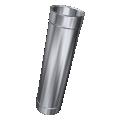 Rura prosta żaroodporna MKSZ Invest MK ŻARY Ø 130mm 1mb gr.0,8mm