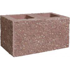 CJBLOK Pustak betonowy elewacyjny PBE-19-1/1 dwustronnie łupany element narożny
