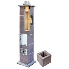 System Kominowy Ceramiczny LEIER Izolowany Ø 160mm