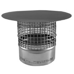 Łapacz iskier KS Ø 200mm gr.0,5mm