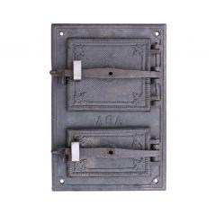 Drzwiczki hermetyczne żeliwne do pieca nr3 47*32,5cm