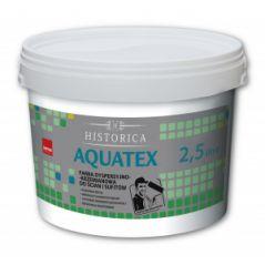 KABE AQUATEX farba dyspersyjno -krzemianowa do ścian i sufitów, 10 litrów