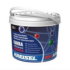 Farba silikonowa Kreisel NANOTECH 006, 15 l