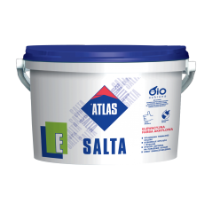Farba akrylowa elewacyjna Atlas SALTA E, 10 l