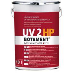 BOTAMENT UV 2 HP Wysokoodporny impregnat podłoży 2K, zielony 10 kg
