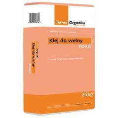Klej do wełny Termo Organika TO KW, 25kg