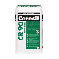 CERESIT CR 90 powłoka uszczelniająca krystalizująca 25 kg