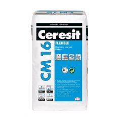 CERESIT CM 16 elastyczny klej do płytek, 25 kg
