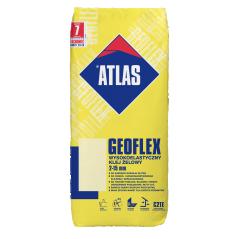 ATLAS GEOFLEX - wysokoelastyczny klej żelowy 2-15 mm
