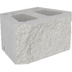 CJBLOK Pustak betonowy oporowy PBO-25 GARDEN łupany łukowo