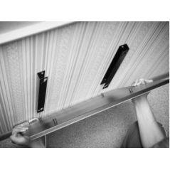WARMCERAMIC grzejnik ceramiczny na podczerwień TCM-600, 900x600 + termostat gratis!, 6 image
