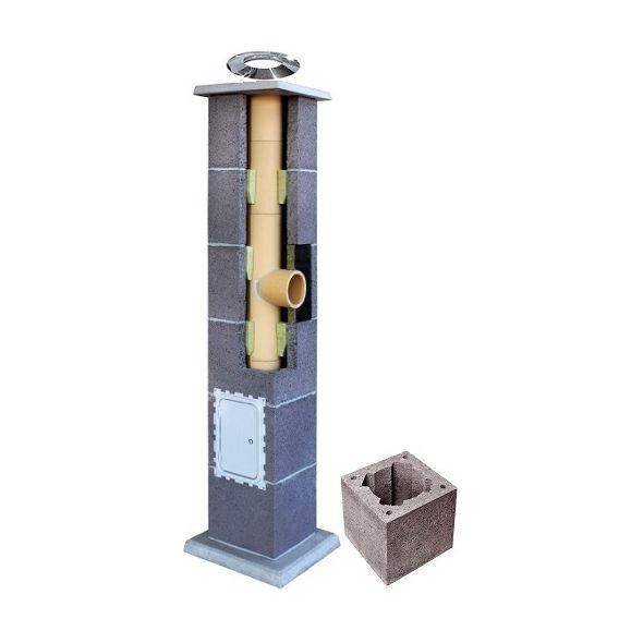 System Kominowy Ceramiczny LEIER Basic Ø 140mm