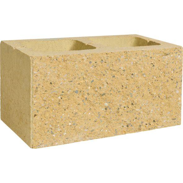CJBLOK Pustak betonowy elewacyjny PBE-19-2 dwustronnie łupany