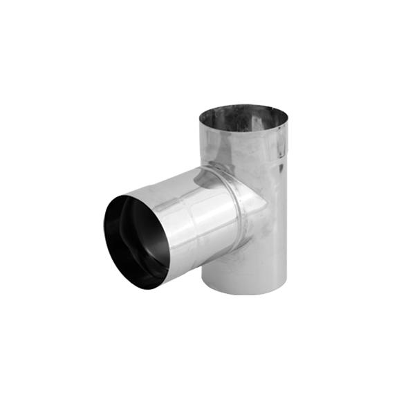 Trójnik 90° kwasoodporny SPIROFLEX Ø 125mm