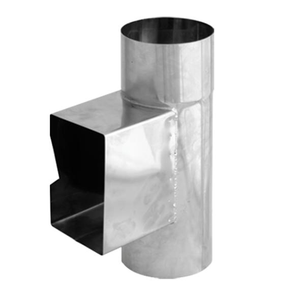Wyczystka żaroodporna SPIROFLEX Ø 120mm gr.1,0mm