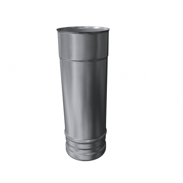 Rura prosta jednościenna MKKS Invest MK ŻARY  Ø  80mm 0.5mb